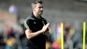Gallagher was appointed Donegal manager in 2014