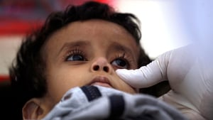 Save The Children has begun to send health experts to the worst hit areas