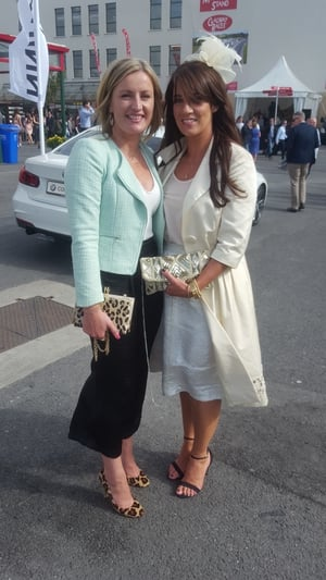 Jackie O'Connor and Ciara Nestor