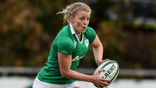 The Captain of Ireland's Rugby Team - Claire Molloy