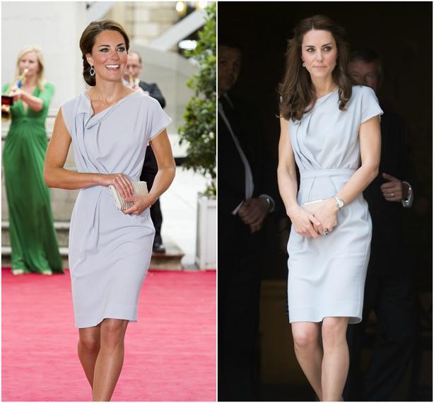 Kate Middleton's Roksanda Ilincic dress