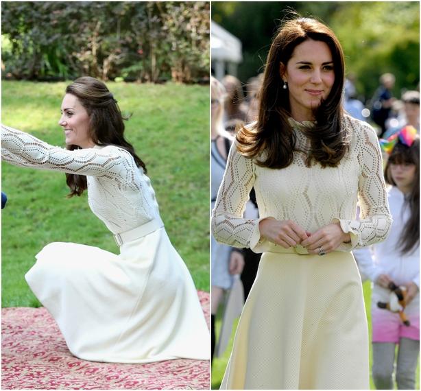 Kate Middleton Knit Dress