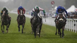 The hooded Here Comes When has won four of his seven starts on ground officially described as soft or heavy