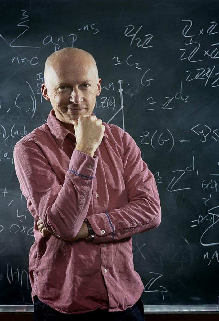 The links between maths and music, with Prof Marcus de Sautoy