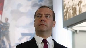 Dmitry Medvedev said the sanctions mean an end to Russian hopes of better ties with the United States