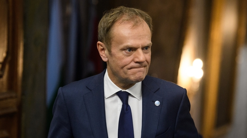 Donald Tusk has proposed 13 summits over the next two years to reboot the EU