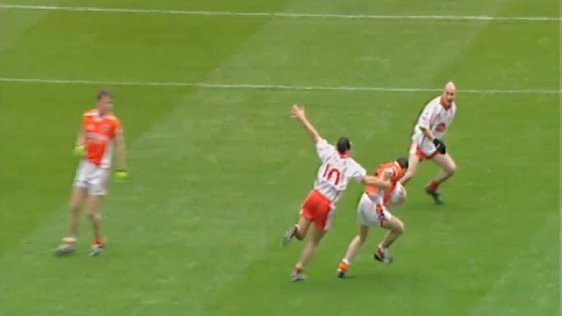 Armagh v Tyrone Ulster Football Final Replay 2005