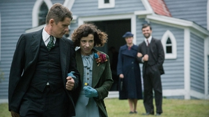 Ethan Hawke and Sally Hawkins in Maudie