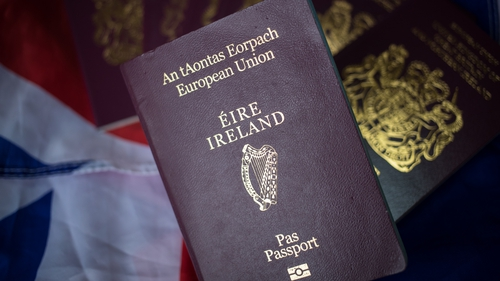 Irish ambassador to the UK Dan Mulhall said demand rose in the second half of last year by 40%