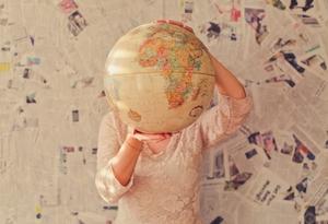 Where in the world? Photo: Slava Bowman/Unsplash