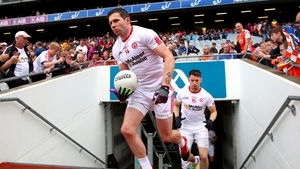 Sean Cavanagh will lead his team out at Croke Park again