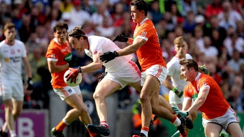 Tyrone put Armagh to the sword on Saturday