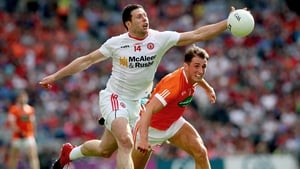 Sean Cavanagh led his side to a big victory over Armagh