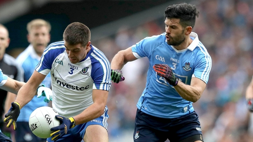 Cian O'Sullivan believes that no-one in the Dublin squad can rest on their laurels