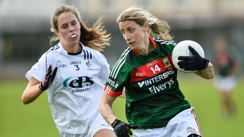 Staunton was the star of the show against Kildare