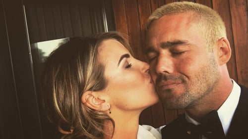 Vogue Williams isn't engaged to Spencer Matthews