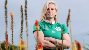 Claire Molloy: 'We have to deal with pressure; it's a home World Cup.'