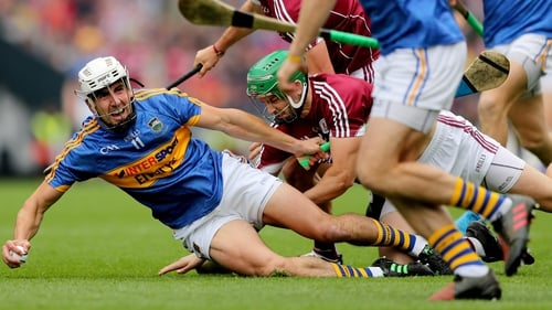 Bonnar' Maher' and Adrian Tuohy were at the centre of controversy