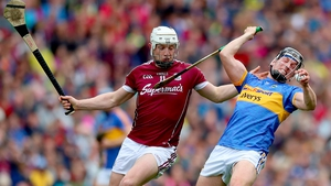 Joe Canning snatched victory for Galway in the final minute of added time