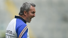 "Ryan: ""That's hurling, that's life"" 