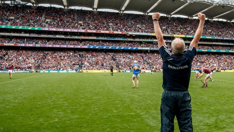 "O'Donoghue: ""Stakes were so high"" 