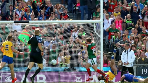Mayo cruised to victory over Roscommon