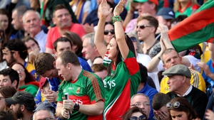 Mayo fans are waiting to find out where the qualifier draw will take them