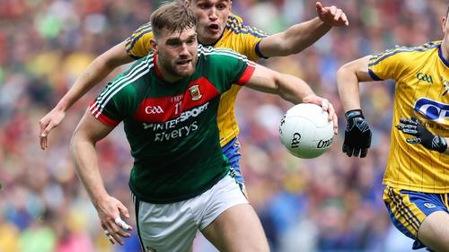 Aidan O'Shea was named man-of-the-match
