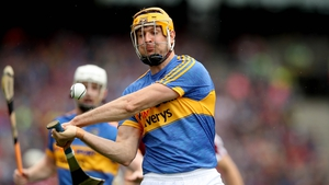 Seamus Callanan in action against Galway in Sunday's All-Ireland semi-final