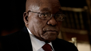 Jacob Zuma faces 16 charges of fraud, graft and racketeering related to a 1990s arms deal