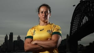 Shannon Parry: 'There's always a lot of pressure on that host nation.'