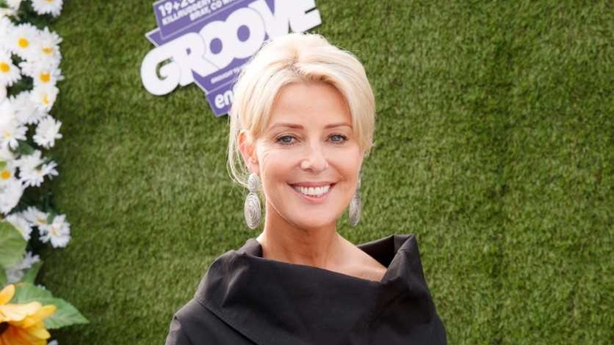 Avril Bannerton at Groove's launch