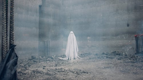 Utterly alone: Casey Affleck as C in A Ghost Story