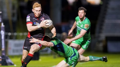 Rory Scholes will be lining out for Connacht next season
