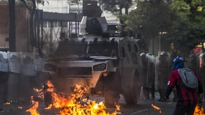 The UN has called on the Venezuelan government to rein in security forces and investigate alleged abuses