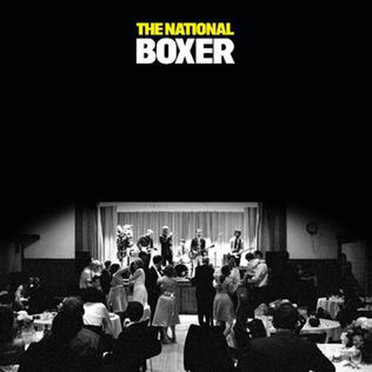 "10th anniversary of the album ""Boxer"" by The National"