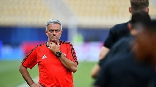 Mourinho had hoped for four signings before the close of the transfer window