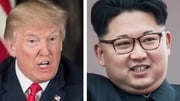 Kim Jong-un said Donald Trump will be tamed with fire