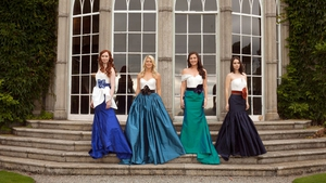 Celtic Woman Line-up: Tara McNeill, Susan McFadden, Mairead Carlin and Eabha McMahon