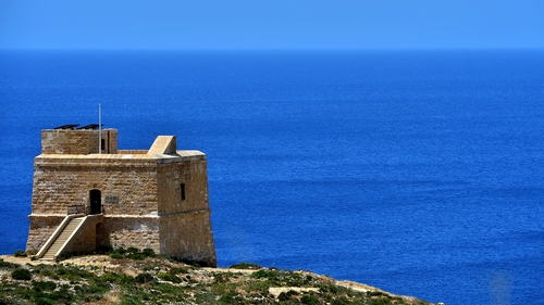 The incident happened on the island of Gozo
