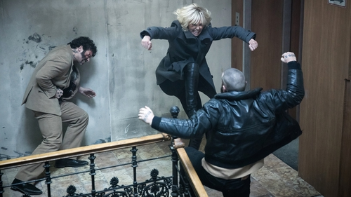 Action thrills aplenty in Atomic Blonde