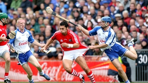 Action from 2007 All-Ireland quarter-final replay