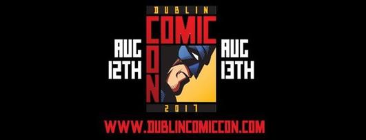 Preview of Comic Con 2017