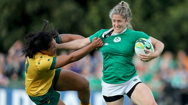 Irish Women's rugby