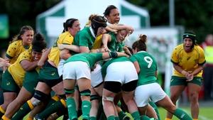 Ireland were far from perfect in overcoming Australia