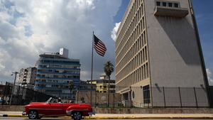 Diplomats at the US embassy in Havana developed hearing problems