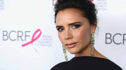 Victoria Beckham takes on pizza company in legal battle.