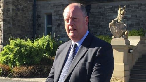George Hamilton and a number of other senior PSNI officers were subject to the investigation