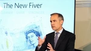 Bank of England chief Mark Carney is confident the UK economy's weak start to the year mostly reflected bad weather