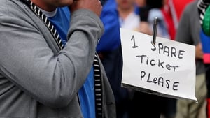 Fans can resort to desperate measures to get tickets